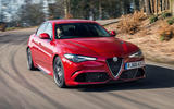 Alfa Romeo Giulia Quadrigfoglio