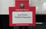 Alfa Romeo Giulia Quadrifoglio personal treatment