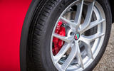 Alfa Romeo Stelvio alloy wheels