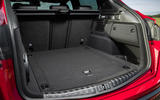 Alfa Romeo Stelvio boot space