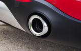 Alfa Romeo Stelvio chrome exhaust