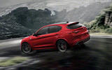 Alfa Romeo Stelvio SUV revealed at LA motor show