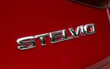 Alfa Romeo Stelvio badging