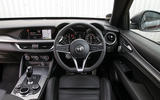 Alfa Romeo Stelvio nearly-new guide - interior