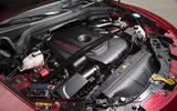 2.2d Alfa Romeo Stelvio diesel engine