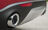 Alfa Romeo Stelvio twin exhaust system