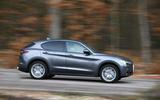 Alfa Romeo Stelvio nearly-new guide - tracking side