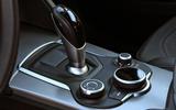 Alfa Romeo Stelvio automatic gearbox