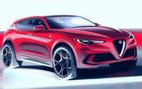 Alfa Romeo Stelvio SUV revealed - new pictures