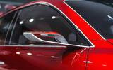 Alfa Romeo Tonale door mirror