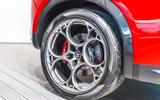 Alfa Romeo Tonale wheel