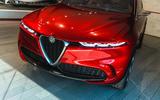 Alfa Romeo Tonale front out