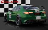 2020 Alfa Romeo Giulia Quadrifoglio GTA livery