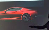 2022 Alfa Romeo GTV leaked image