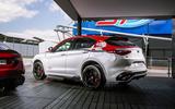 Alfa Romeo Stelvio F1 edition - Goodwood festival of speed 2019 reveal - rear