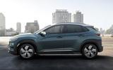Hyundai Kona Electric gets 292-mile range, 7.6sec to 62mph