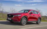Mazda CX-5 front quarter