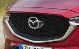 Mazda CX-5 front grille