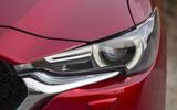 Mazda CX-5 xenon headlights