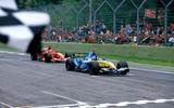 Fernando Alonso Renault 2004
