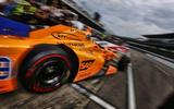 Fernando Alonso: Indianapolis 500 2017 qualifying