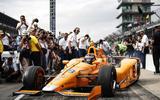 Fernando Alonso Indianapolis 500