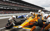 Alonso Indianapolis 500 2017