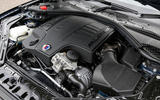 3.0-litre Alpina B4 Biturbo engine