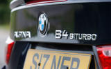 Alpina B4 Biturbo badging