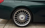 Alpina B4 S alloy wheels
