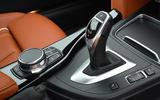 Alpina B4 S automatic gearbox