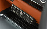Alpina B4 S builders plaque