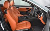 Alpina B4 S interior