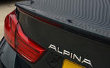 Alpina B4 S badging