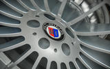 Alpina B7 alloy wheels