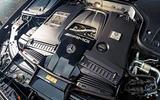 Alpina B8 vs Merc AMG GT 2021 24