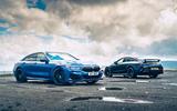 Alpina B8 vs Merc AMG GT 2021 3