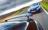 Alpina B8 vs Merc AMG GT 2021 41