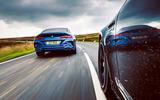 Alpina B8 vs Merc AMG GT 2021 43