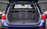 Alpina D3 Touring boot space