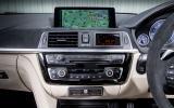 Alpina D3 Touring iDrive infotainment