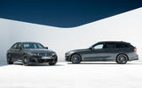 Alpina B3 S 2020 official images - front