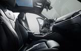 Alpina B3 S 2020 official images - interior