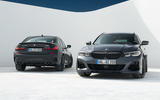 Alpina B3 S 2020 official images - pair