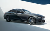 Alpina B3 S 2020 official images - saloon