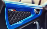 Alpine A110 door cards