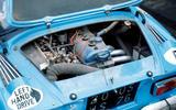 Alpine A110 Rally engine