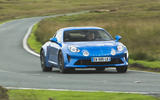Alpine A110 - 2019 European Car of the Year nominee