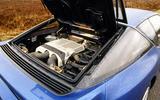 Alpine A610 engine