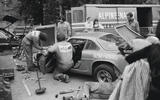 Renault Alpine vintage photo